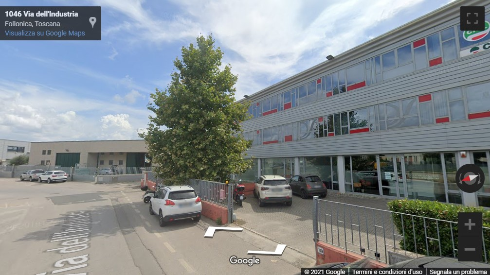 StreetView Studio Legale De Stasio, WQMR+VQ, Follonica, Grosseto
