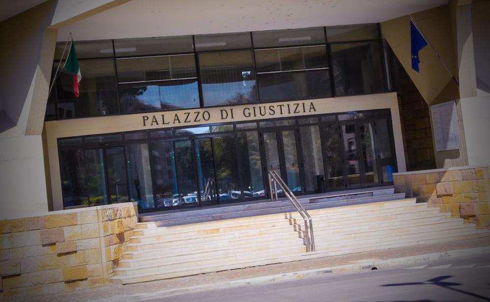 Palazzo di Giustizia di Grosseto, Q489+3R Grosseto