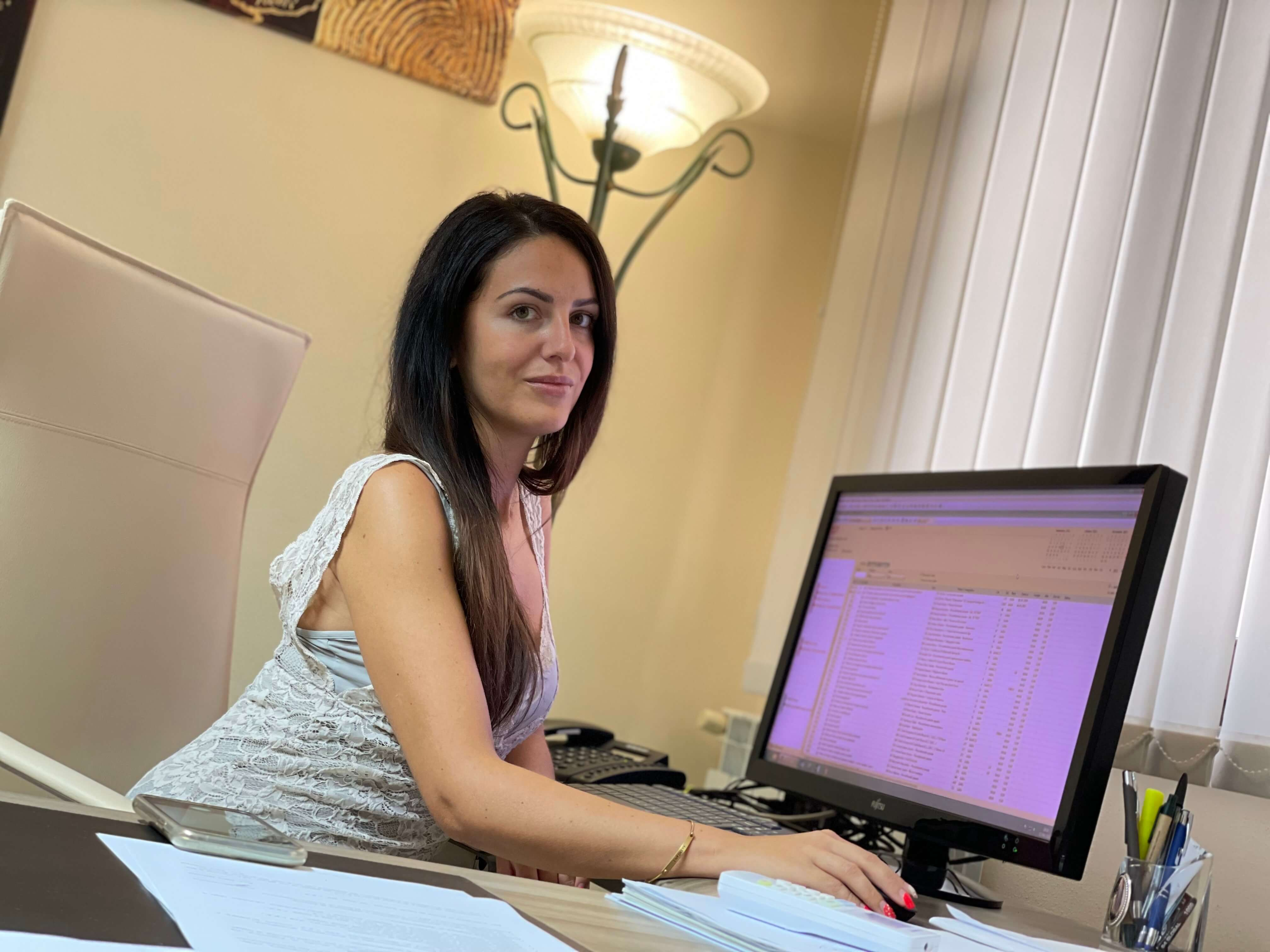 Sara Malossi, Avvocato Penalista partner Studio Legale De Stasio - Follonica, Grosseto